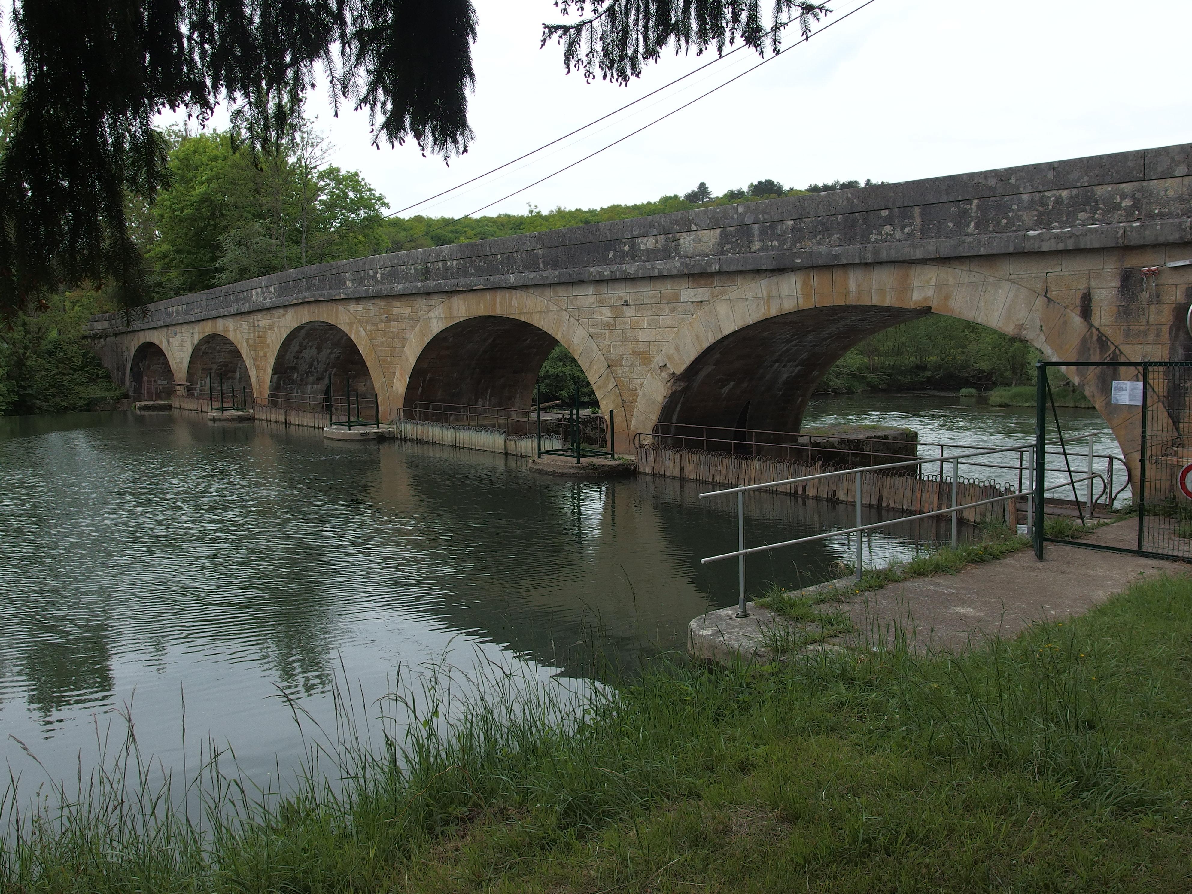 Barrage Saussois